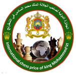 logo tournoi mohamed six casablanca maroc
