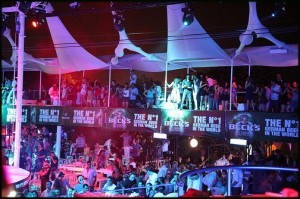 Discotheque Bora Bora  Sousse Open Air Club Tunisie vacances