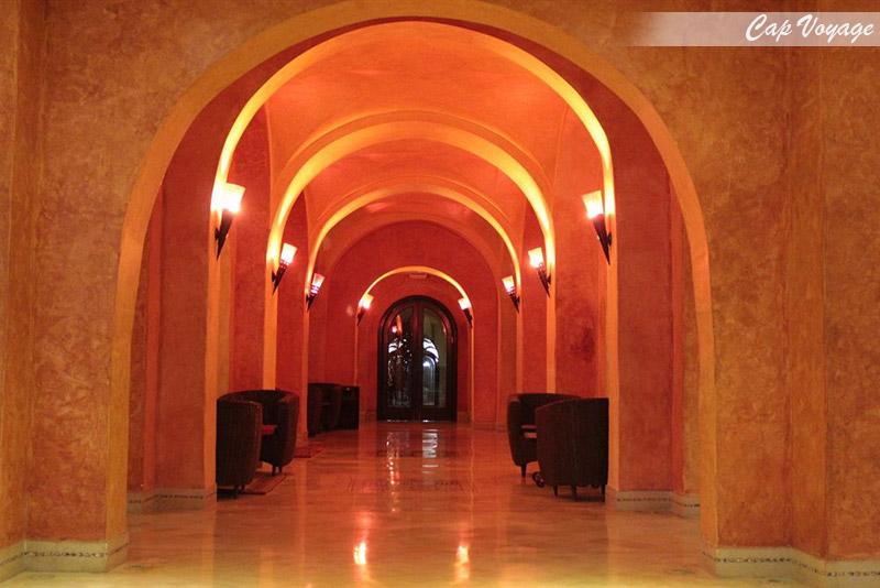 Hotel El Kantaoui Center, Sousse, Tunisie, centre de spa