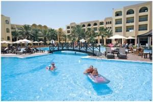 Hotel Paradis Palace Hammamet Tunisie