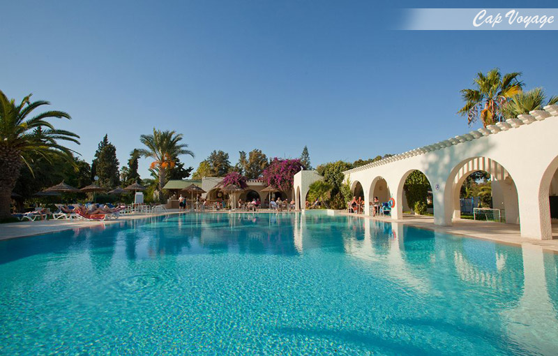 Seabel Alhambra Beach Golf & Spa, vue piscine
