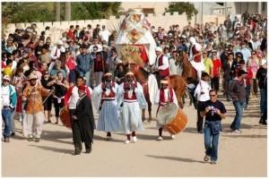 La Jahfa mariage traditionnel de Djerba en Tunisie