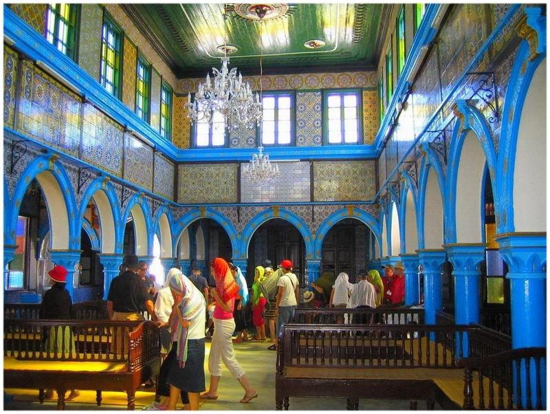 La Synagogue de la Ghriba Djerba Tunisie