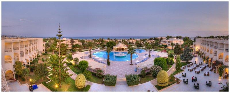 Hotel Le Royal Hammamet Tunisie