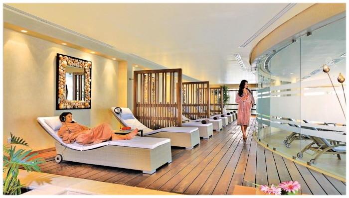 Le centre de thalassothérapie du Movenpick Resort Marine Spa Sousse vacances en Tunisie