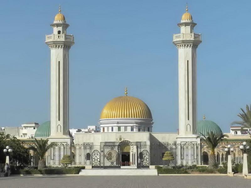 Le mausolée de Bourguiba à Monastir, voyage en Tunisie