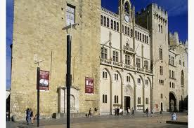 Palais episcopal Narbonne,France