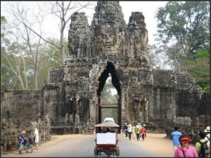 Voyage à Sihanoukville Cambodge