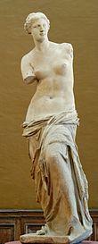 Venus de Milo_Louvre,Paris,France