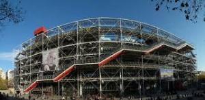 centre Pompidou,Paris,France