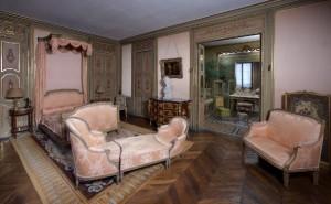 chambre privée,musee Jacquemart,France