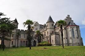 chateau d'Abbadia,Hendaye,Aquitaine,France