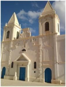 L'église Saint-Joseph de Houmt Souk à Djerba en Tunisie