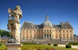 chateau Vaux-le-Vicomte, ile de France