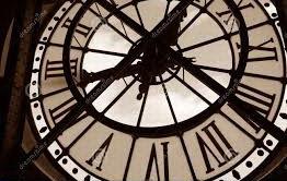 musée d'orsey, horloge