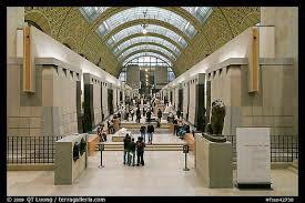 musée d'orsey,hall