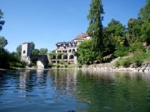 ville de Bearn,Aquitaine,France
