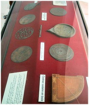 L'astrolabe arabe du Ribat de Monastir exposé au musée des arts islamiques