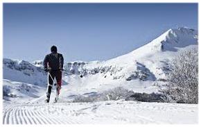 tourisme et vacances d'hiver,Auvergne,France