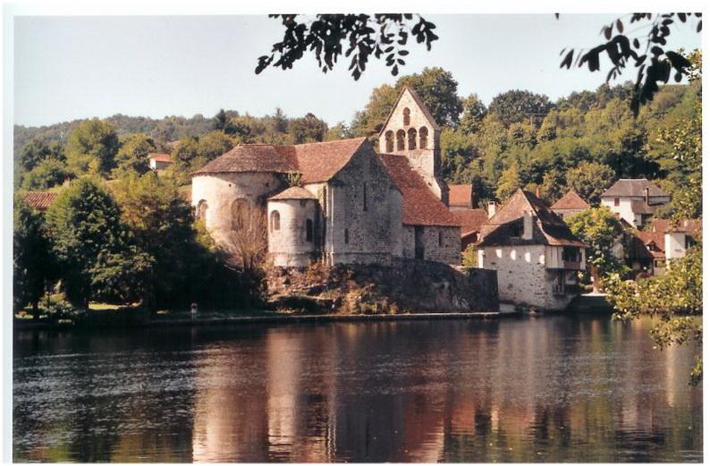Beaulieu-sur-Dordogne,Limousin,France