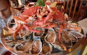 Cancale,Bretagne,France.Gastronomie