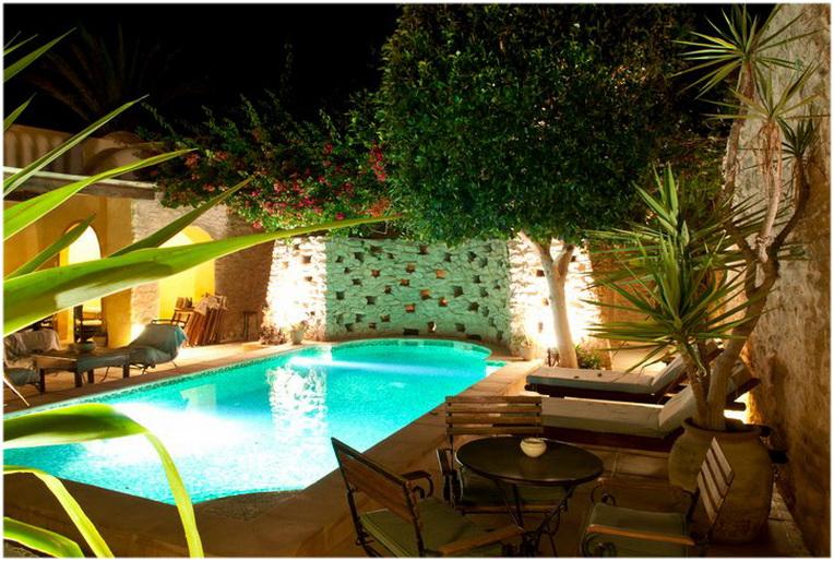 hotel dar dhiafa djerba tunisie cap voyage. Black Bedroom Furniture Sets. Home Design Ideas