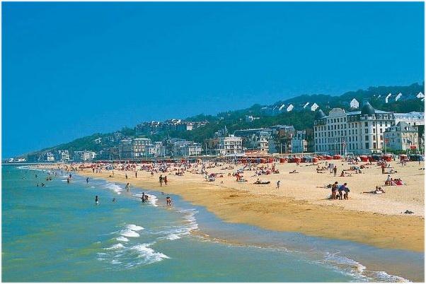 Tourisme Deauville Normandie France