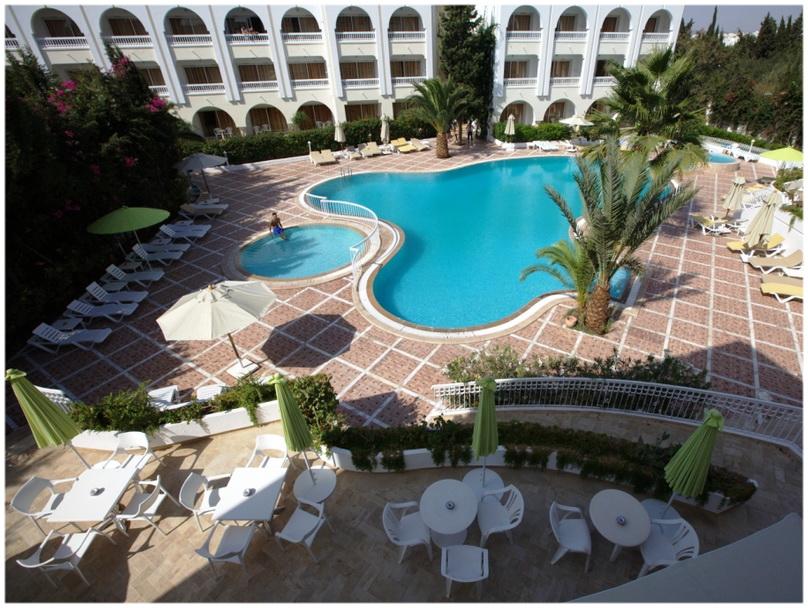 Hotel Dessole Le Hammamet, Tunisie