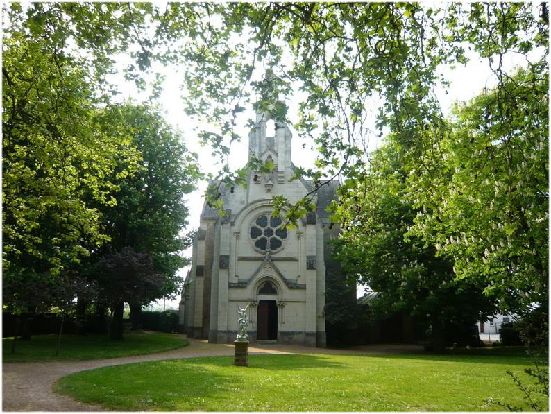 Franche-comte,France,la Chapelle St-Joseph,