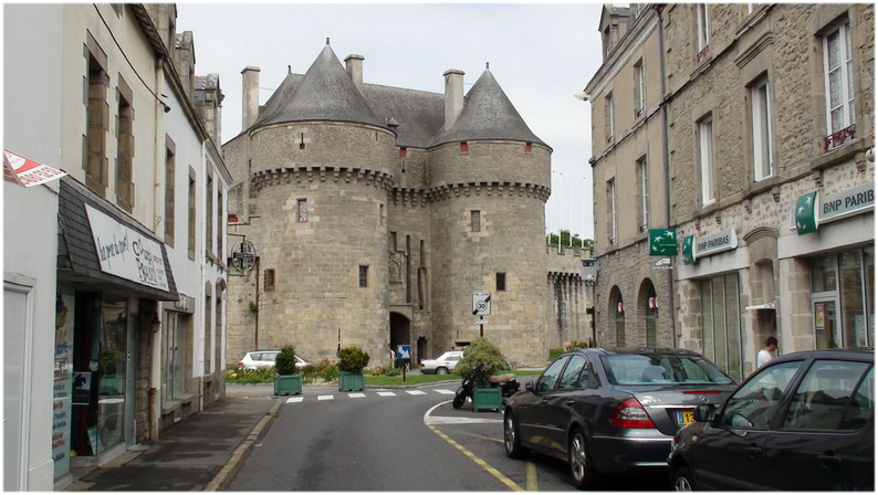 Guer Bretagne France Cap Voyage