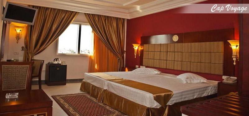 Hotel Cesar, Sousse, Tunisie, vue Chambre