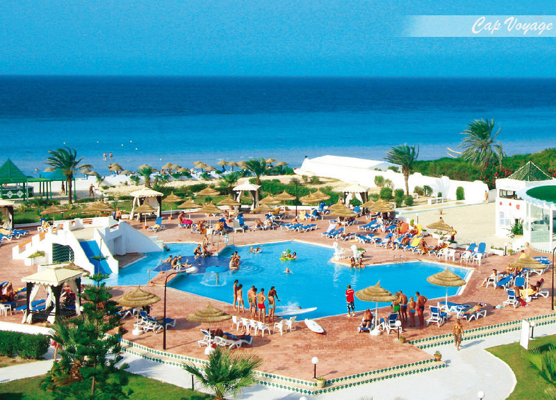 Hotel helya beach spa monastir tunisie cap voyage for Salon 5 etoiles tunisie