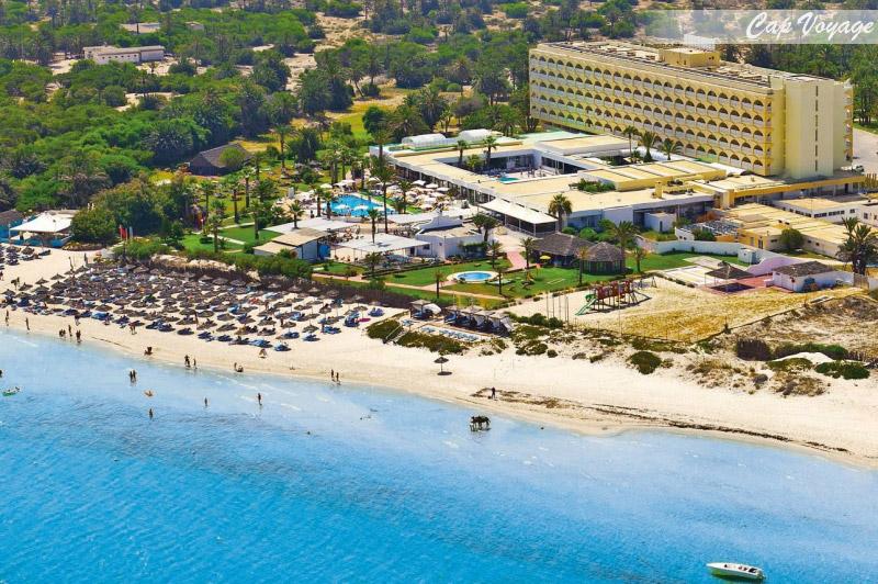 Hotel One Resort Monastir Tunisie, vue mer