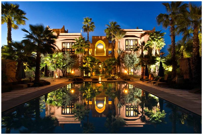 Hotel Tigmiza Suites Amp Pavillons Marrakech Maroc Cap Voyage