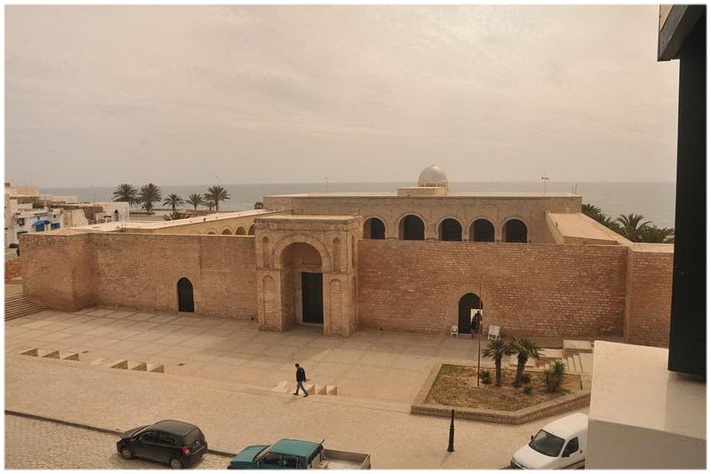 La Grande mosquée de Mahdia voyage en Tunisie