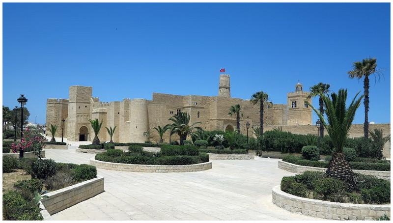 Le Ribat de Monastir, guide du voyage en Tunisie