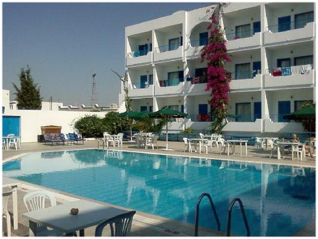 Hotel les citronniers hammamet tunisie cap voyage for Chambre cinquante sept