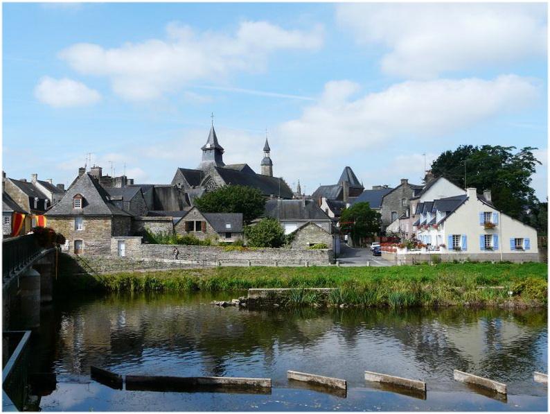 malestroit,Bretagne,France