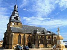 Marville_lorraine,france,Eglise_Saint-Nicolas