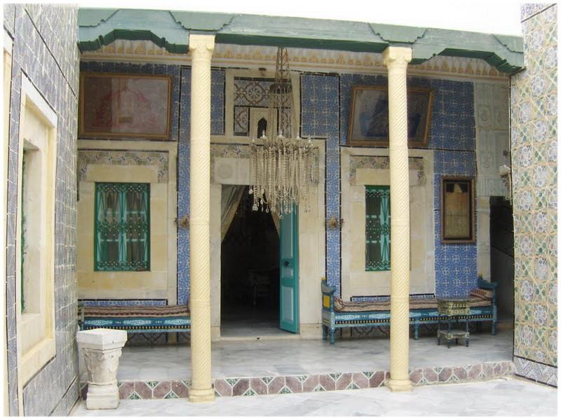 Musée Dar Essid Sousse Tunisie