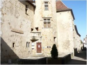 Orthez,Aquitaine,France,maison d'Albert
