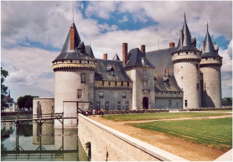 Patrimoine de la Loire,France