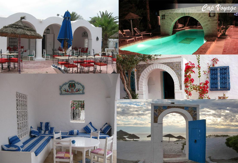 Residence Dar Sidi, Mahdia, Tunisie, vue générale