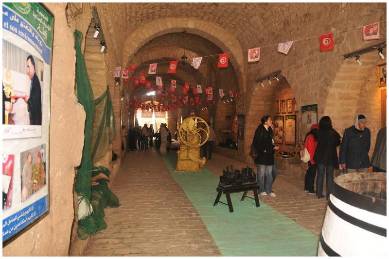 la Skiffa El Kahla à Mahdia voyage en Tunisie