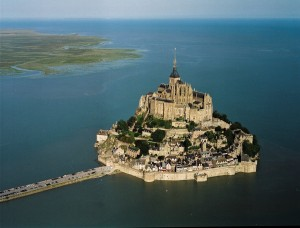 Tourisme en Normandie,France,Mont-Saint-Michel