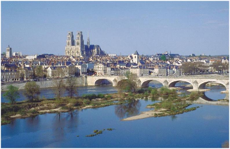 Le Val de Loire ,France