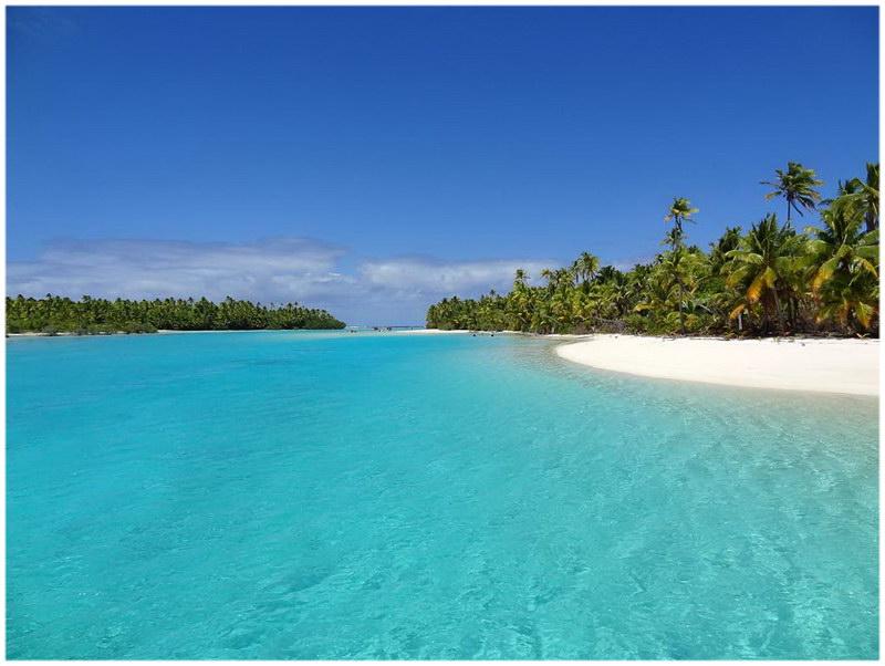 Voyage à Aitutaki, Îles Cook, Pacifique Sud