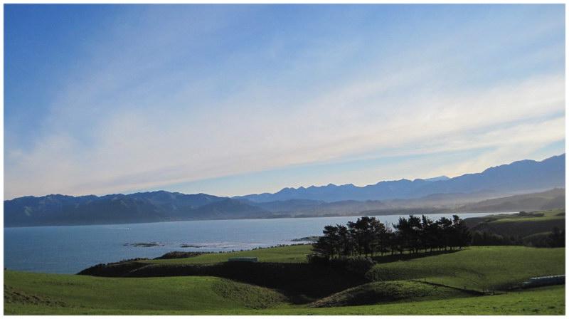 Voyage à Kaikoura, Nouvelle-Zélande
