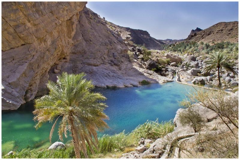 Voyage Mascate Sultanat Oman