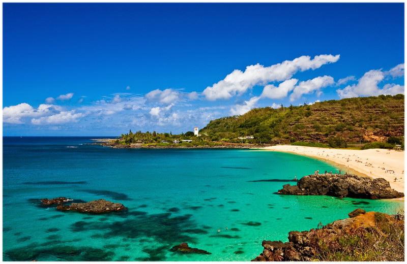 Voyage à Molokai, Hawaï, États-Unis
